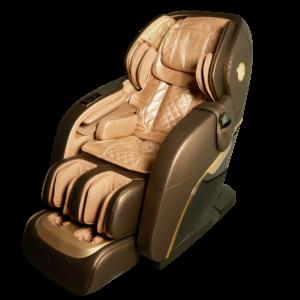 Apollo-brun-guld-ros-guld-massage-stol-för kontor