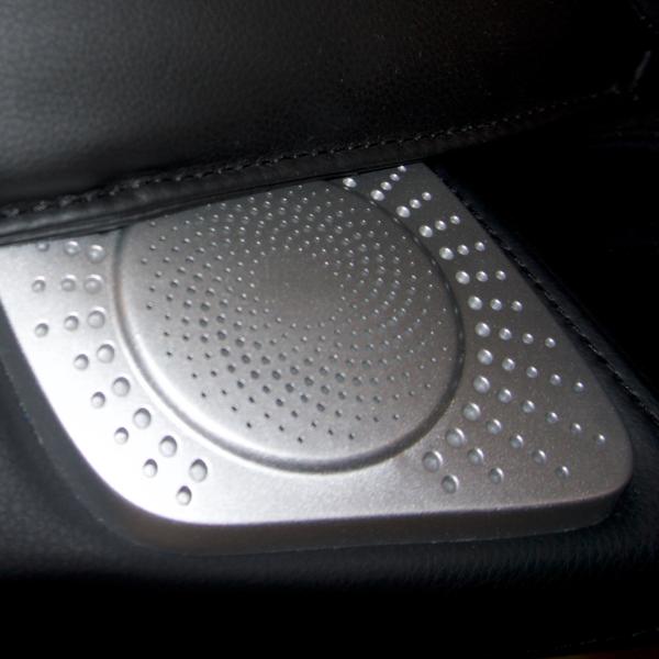Atmos massage stol högtalare