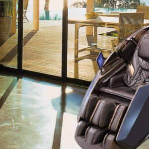 Galaxy X massagestol - vardagsrum eller kontorsterrass