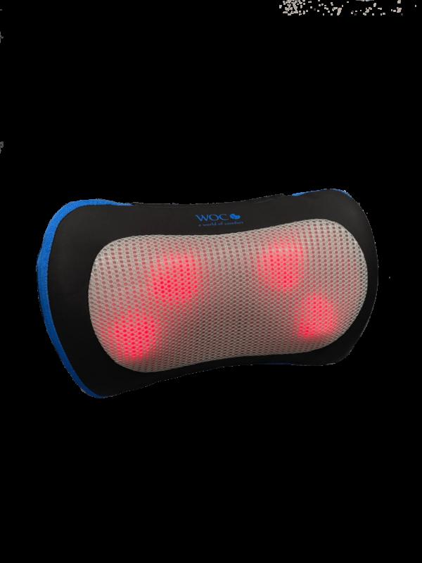 Massageplatta Pluto Max Massagepude Pluto Max med infrarød varme