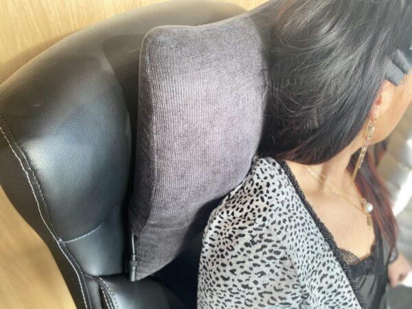 Soffmassagekudde