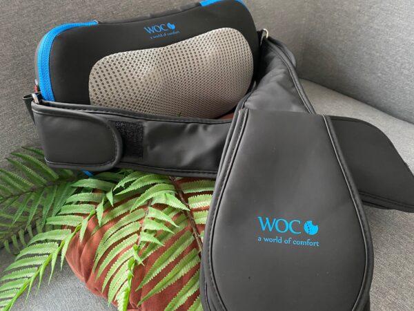 Massageplatta Pluto Max Pluto max Massagepude fra WOC World of Comfort
