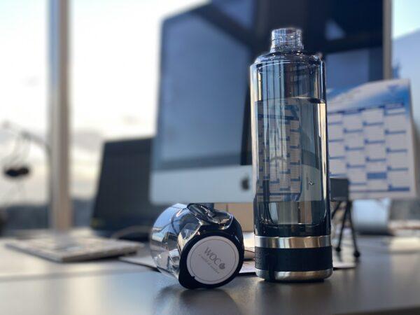 Vätevattenflaska Vätevattenflaska för bättre hälsa