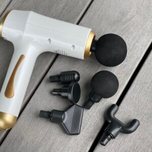 Goldmassagepistol
